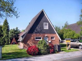 Ferienhaus Otterndorf fur 4 - 6 Personen mit 2 Schlafzimmern - Ferienhaus