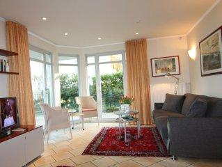 Bleichroder Haus Rondell 2-Zi App. 10 - (Brise) Residenz Bleichroder Haus Rondel