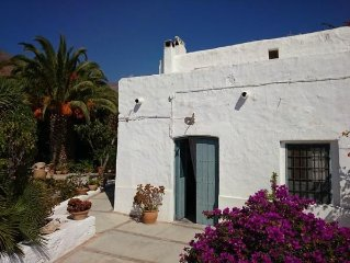 Holiday house Nijar for 1 - 6 persons with 3 bedrooms - Farmhouse