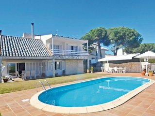 4 bedroom accommodation in Arenys de Mar