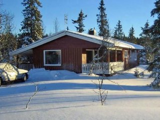 Holiday house Sjusjøen for 5 - 7 persons with 4 bedrooms - Holiday home