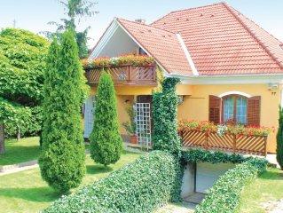 3 bedroom accommodation in Balatonlelle