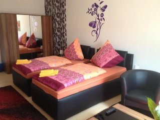 Doppelzimmer mit Couch - Pension Paula
