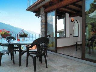 _ Ferienwohnung Casa Artemisio mit fantastischer Aussichtslage