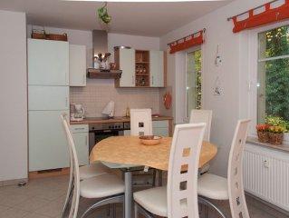 3-Raum-Wohnung f. 4 Pers. +2 Kinder bis 3J. - FeWo Sonnenblick