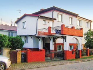 6 bedroom accommodation in Kolobrzeg
