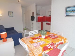 1 bedroom accommodation in Valras Plage