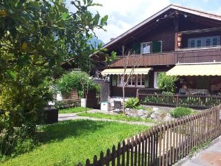 Apartment Bonigen b. Interlaken for 4 - 6 people with 2 rooms - Apartment