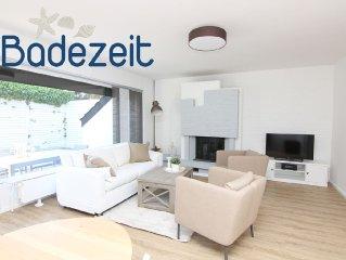 Badezeit - Muschel - Badezeit