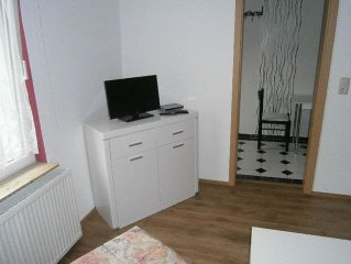 2-Raum-Ferienwohnung / Gartenstrasse (max 2 Pers + 1 Kind) G - Landhaus Gartenst