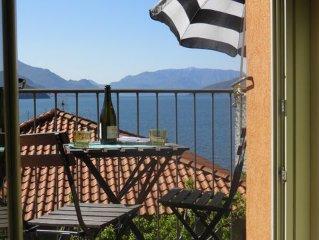 Ferienwohnung Casa Regina liegt nur ca. 50 m vom Badestrand entfernt, mit schone