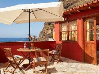 Ferienwohnung Tazacorte für 2 - 3 Personen mit 1 Schlafzimmer - Ferienwohnung in