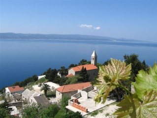 35345 A1(2+1) - Brela, Riviera Makarska, Croatia
