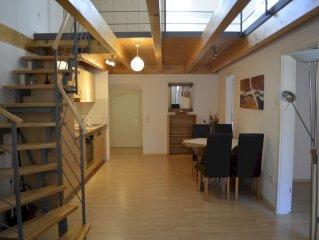 Ferienwohnung 12 mit ca. 77qm, 2 Schlafzimmer, 1 Wohn-/Schlafzimmer, für maxima