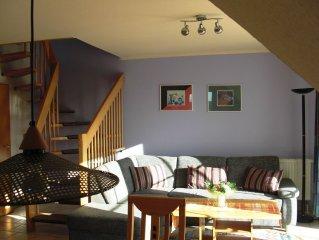 SG3706-3-Räume-1-6 Pers. +1 Baby - Ferienwohnung Sommergarten 37 06 Karlshagen
