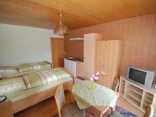 Zweibettzimmer - Gästezimmer Brandenburger