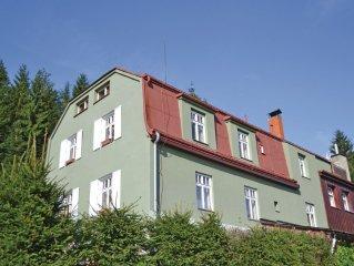8 bedroom accommodation in Bedrichov-Hranicna