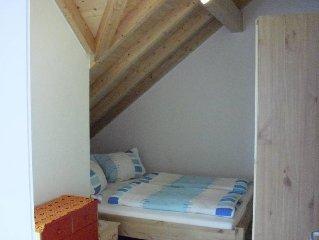 Ferienwohnung Nussbaum mit 95qm, 3 Schlafzimmer
