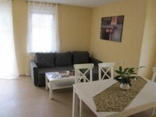 2_Apartment mit 2 Schlafzimmern (6 - 8 Erwachsene)