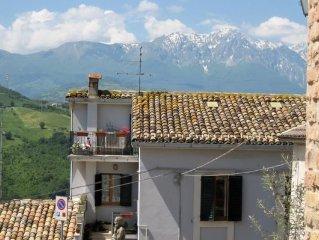 Ferienhaus Castiglione Messer Raimondo fur 1 - 5 Personen mit 2 Schlafzimmern -