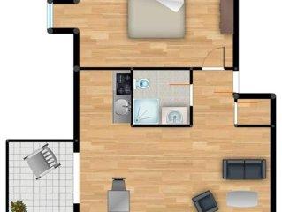 Apartment - BS_71 - Residenz am Balmer See - BS_71
