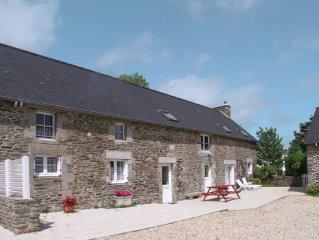 4 bedroom accommodation in Clohars Carnoet