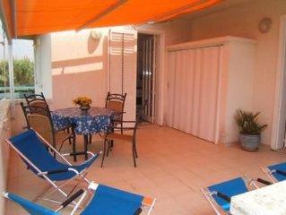 Ferienwohnung Marina di Ragusa fur 4 - 5 Personen mit 2 Schlafzimmern - Ferienwo