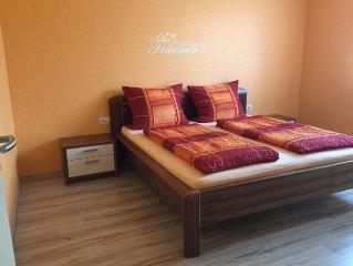 Nichtraucher-Ferienwohnung 60qm, Nr. 3, 2 Schlafräume - Gästehaus Durst