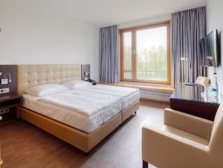 Doppelzimmer - Strandnahes 3 Sterne Sport - & Wellnesshotel H 439