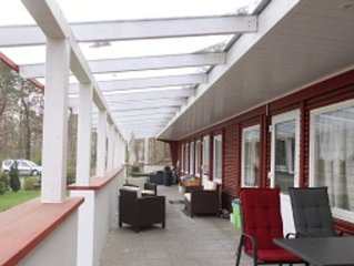 """Bungalow """"On Borgwall"""" (. 45sqm 2 pers + 1 Aufb.) - Bungalow """"On Borgwall"""" (. 4"""