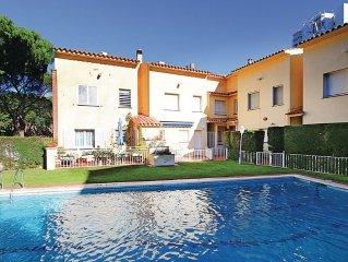 3 bedroom accommodation in Platja d'Aro