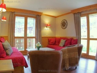 Apartment Valmorel, 5 bedrooms, 10 persons