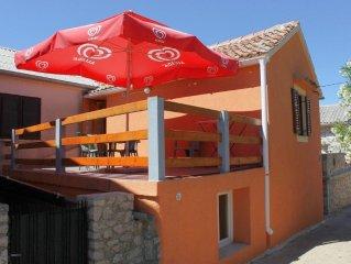 House in Veli Lošinj (Lošinj), capacity 6+0