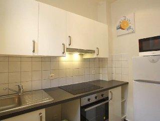 Marais Rivoli - Deux Chambres Appartement, Couchages 5