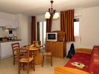 Residence Mille Soleils*** - 4 Pieces Duplex 7/8 Personnes Superieur