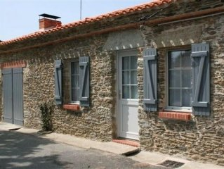 Gite Pornic, 2 bedrooms, 4 persons