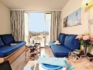 Residence Pierre & Vacances Le Beach - 2/3 Pieces 6/7 Personnes