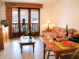 Residence La Soulane - Studio 4 Personnes