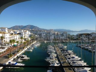 Marina Real 2105 - Apartment for 6 people in Manilva
