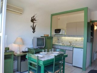 Apartment Port Camargue, studio flat, 2 persons