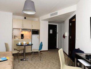 Appart'hotel Ferney Geneve**** - 2 Pieces 4 Personnes