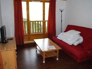 Residence O Sancy*** - 2 Pieces 4 Personnes