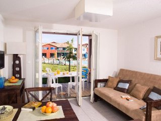 Residence Les Rives Marines*** - Studio 2/3 Personnes