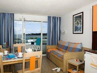 Residence Pierre & Vacances La Corniche de la Plage - Studio 4 Personnes