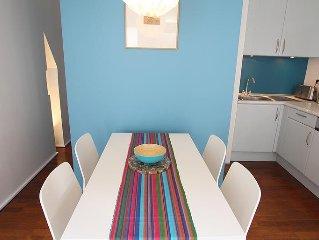 Marais Seven - Une Chambre Appartement, Couchages 4