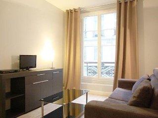 Vrai Marais 2 - Une Chambre Appartement, Couchages 4