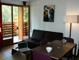 Residence Adonis Valberg*** - 2 Pieces 4 Personnes
