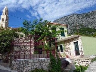 House in Igrane (Makarska), capacity 4+2