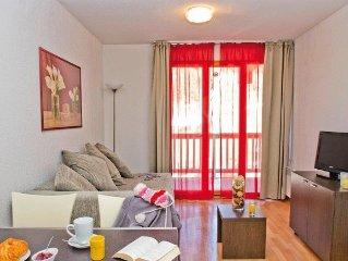 Residence Les Terrasses du Soleil d'Or*** - 3 Pieces Duplex 4/6 Personnes