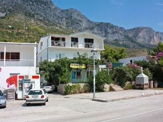 Apartment in Podaca (Makarska), capacity 2+2